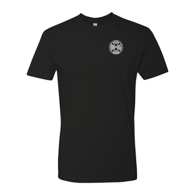 WHITLOCK MEN'S CROSS LOGO  TEE
