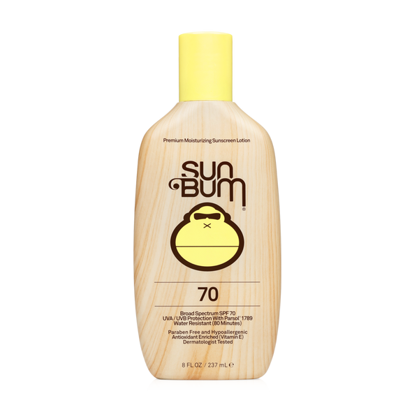 SUN BUM SPF 70 LOTION 8 OZ