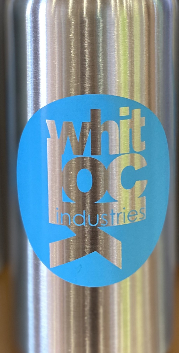 WHITLOCK INDUSTRIES STAINLESS WATER BOTTLE