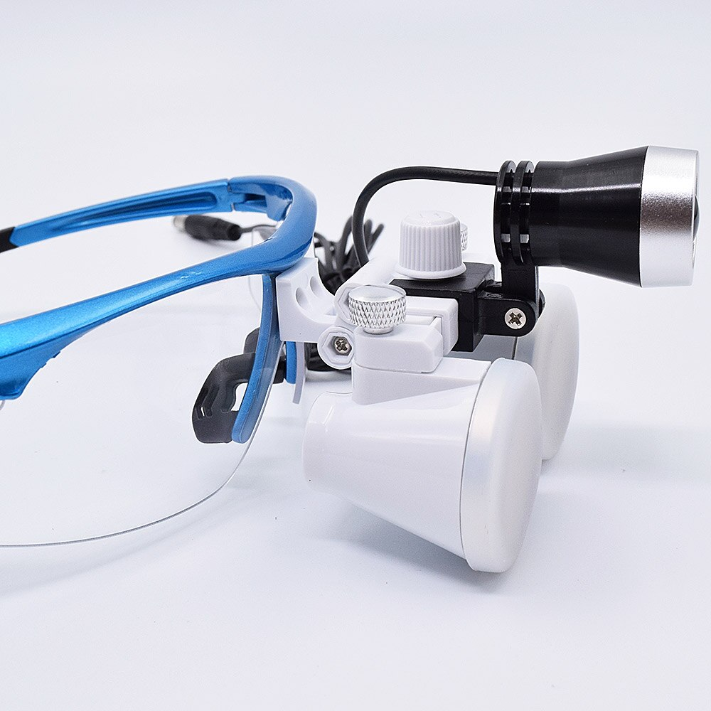 Dental Loupes 3.5X + LED Light