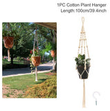 Flower Pot Net Bag