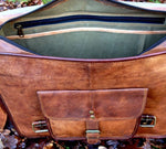 "Load image into Gallery viewer, 15"" Classic Gardiuyo Satchel - serguio rogetti"