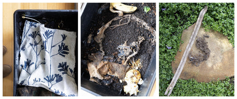 @Inkandspindle_ compost test on PERMASET water-based inks