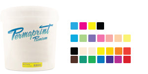 Permaprint Premium Water Based Ink for Paper
