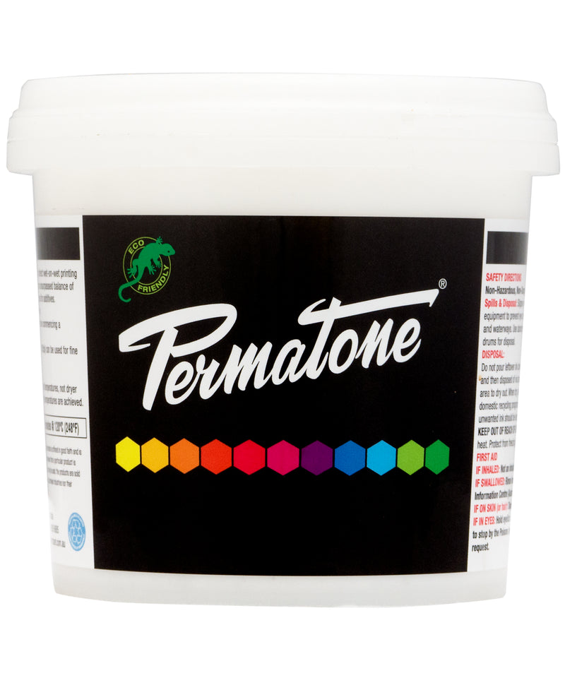 PERMATONE Organic approved textile inks for colour matching