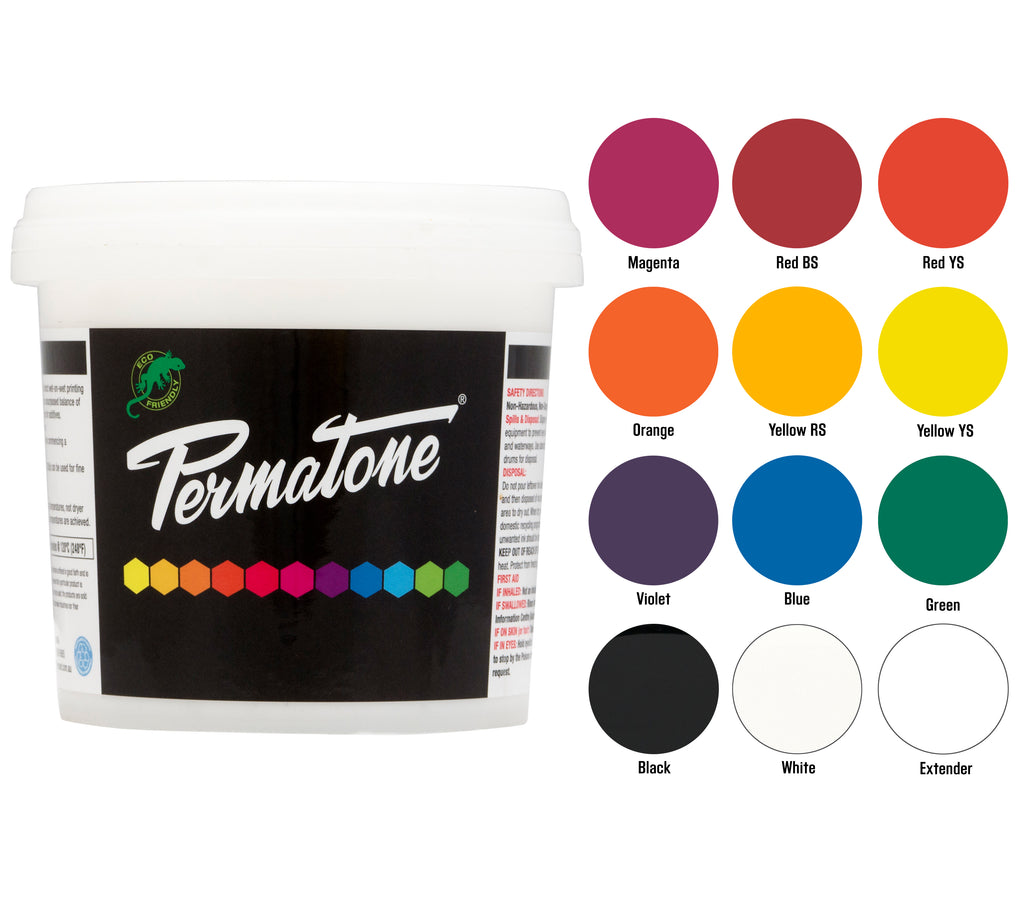 PERMATONE Color Matching System now available in Intro and Professional sets