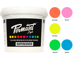 PERMASET SUPERCOVER Eco-friendly opaque inks now available as a set