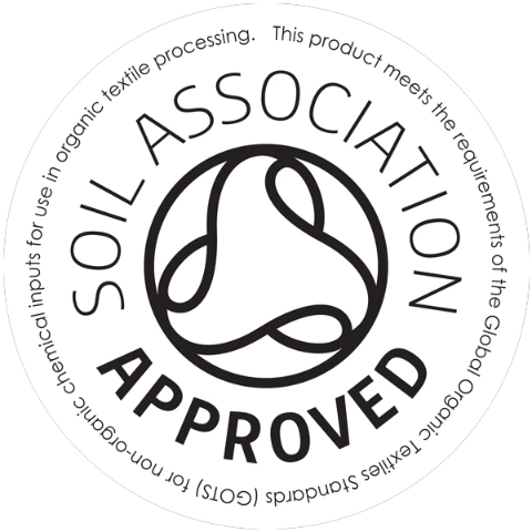 PERMATONE Screen printing inks are soil association approved