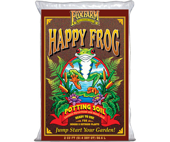 FoxFarm Happy Frog® Potting Soil, 2 cu ft