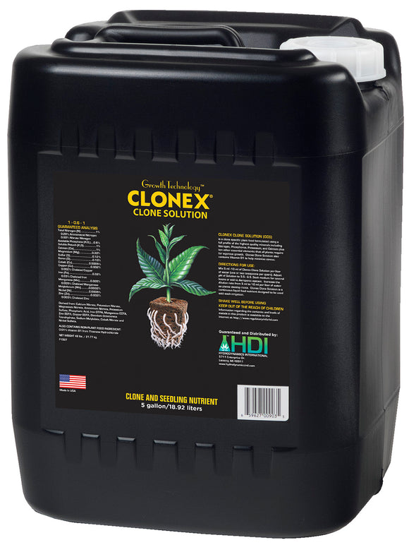 HydroDynamics Clonex Clone Solution 5 Gallon