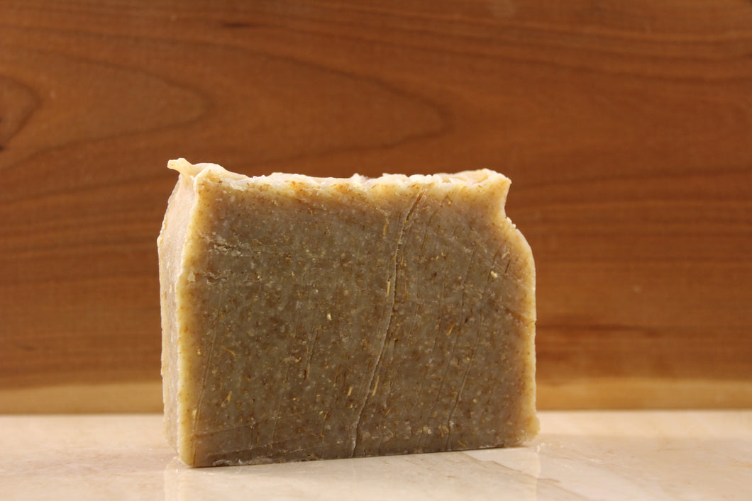 Lemongrass & Honey Soap