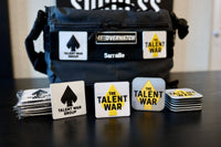 The Talent War PVC Patch