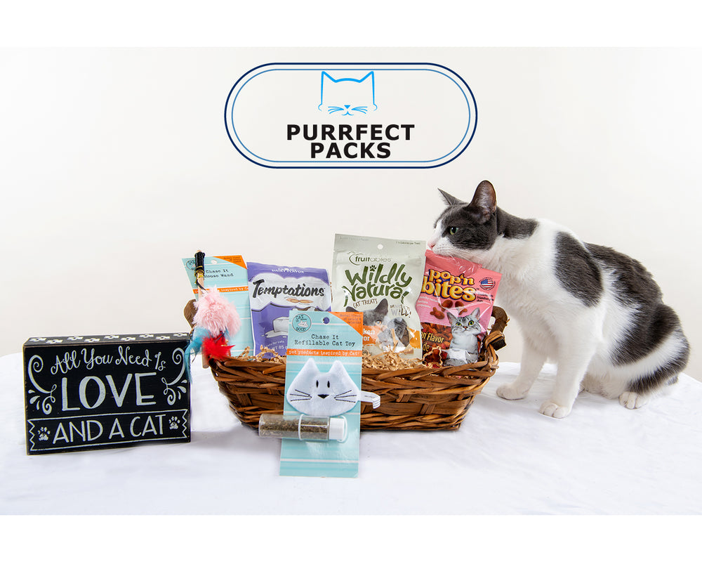 Purrfect Pack Subscription Box