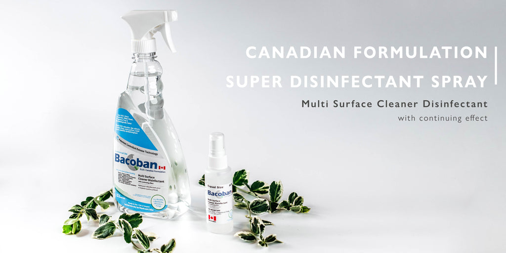 Bacoban Disinfectant Spray