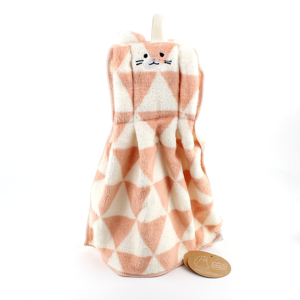 Oomomo Towel (Cat/Dress)