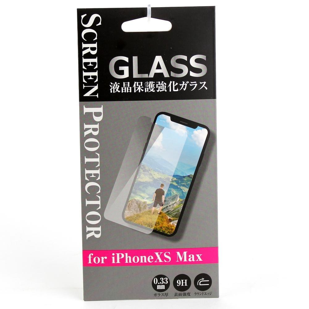 Screen Protector (Blue Light Tempered/iPhone XS Max/6.8x14.9cm)