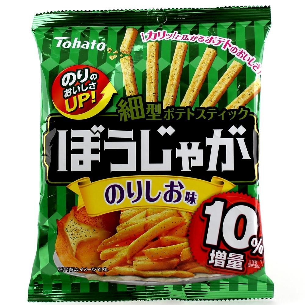 Potato Snack (Salt & Seaweed / 60g)