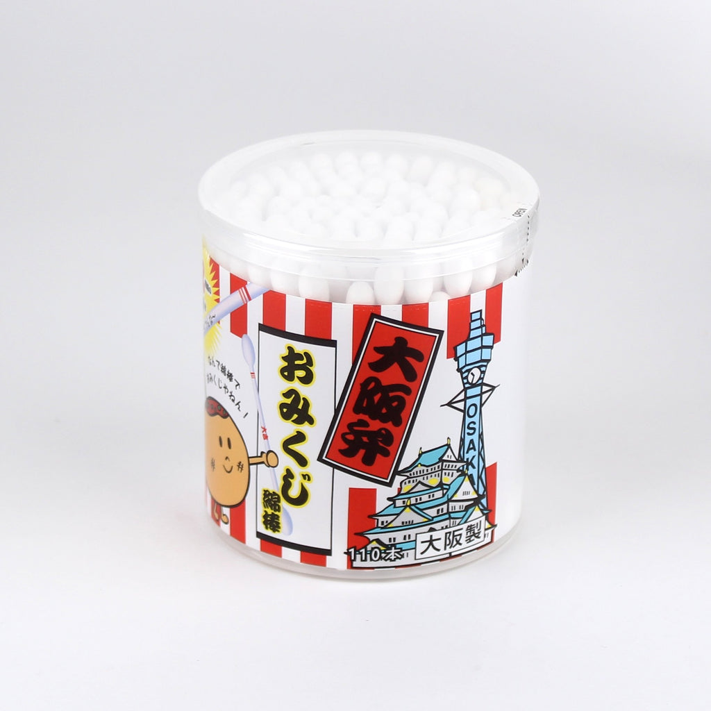 Cotton Swabs (Fortune Slip/110pcs)