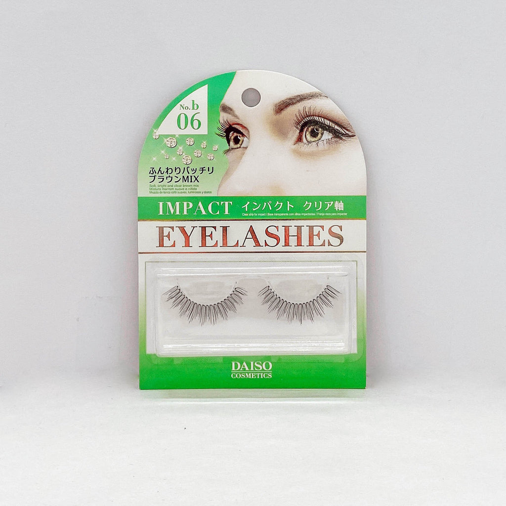 False Eyelashes (Impact/B06 / CL line / 1pair)
