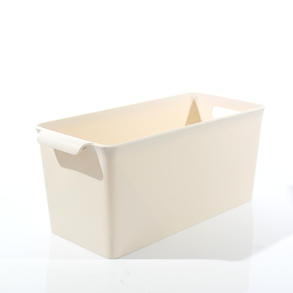 Container (w/Handle/BE/28.3x12.8x12.5cm)