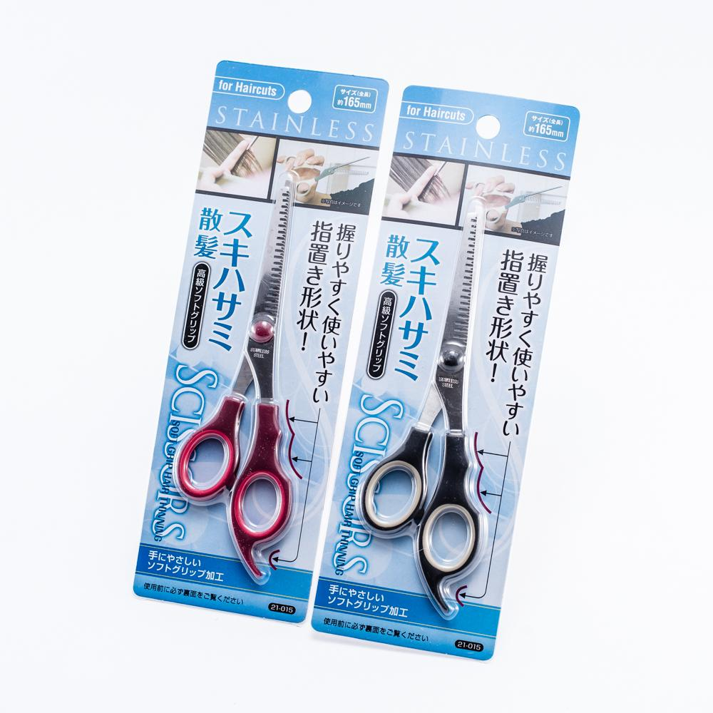 Hair Scissors (3xCol/16.5cm)