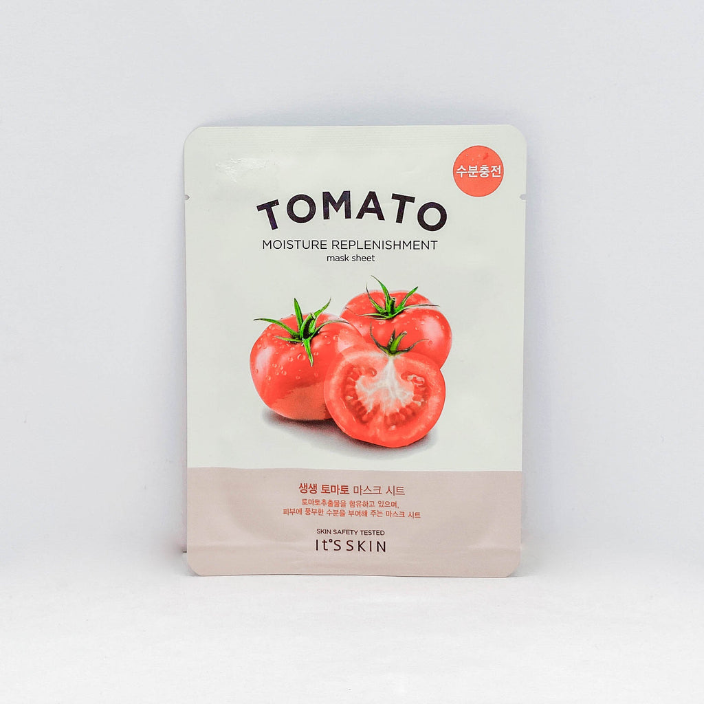 Face Sheet Mask (Its Skin The Fresh Mask Sheet Tomato   / 1Pc)