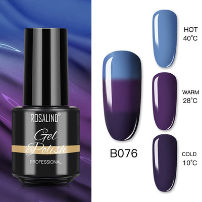 Gel Nail Polish Nail Art Vernis Semi Permanant UV Primer Manicure 7ML Top Coat