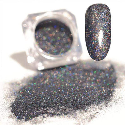BORN PRETTY - Galaxy Holographic Nail Glitter