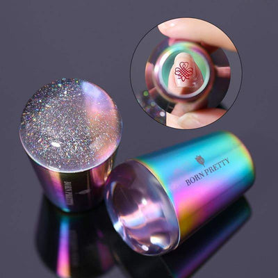 BORN PRETTY - Rainbow Handle Holographic