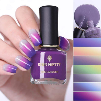 BORN PRETTY - Thermal Color Changing