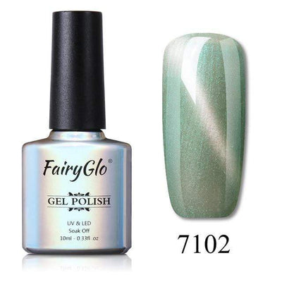 FairyGlo - Gel Polish Cat Eye