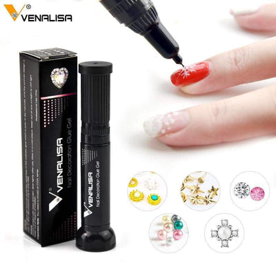 VENALISA - Nail Decoration Glue Gel