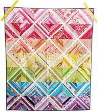 Load image into Gallery viewer, Biased PDF Quilt Pattern - Automatic Download