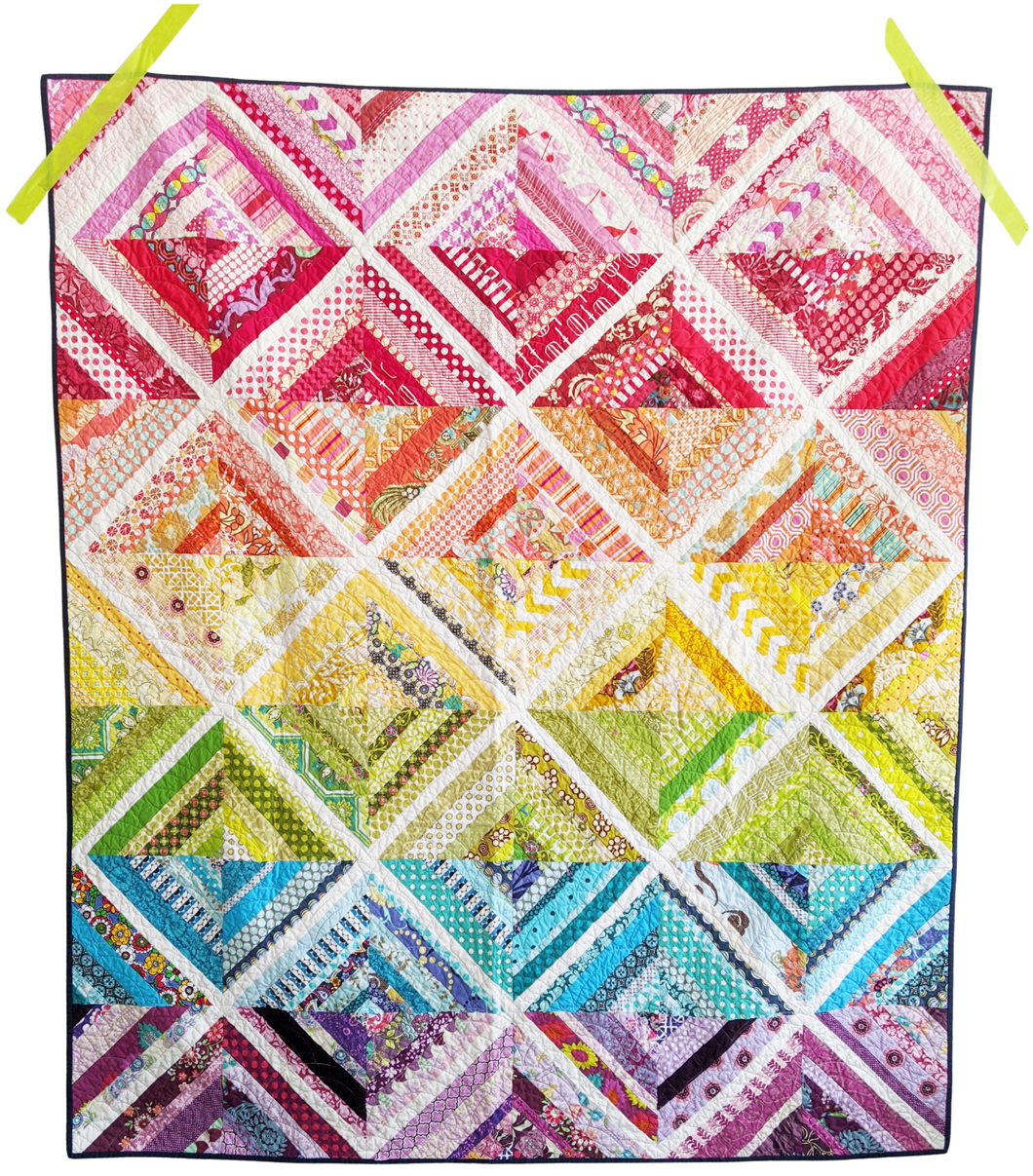 Biased PDF Quilt Pattern - Automatic Download
