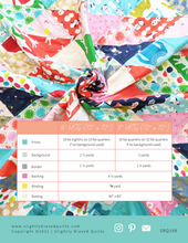Load image into Gallery viewer, Drift PDF Quilt Pattern - Automatic Download
