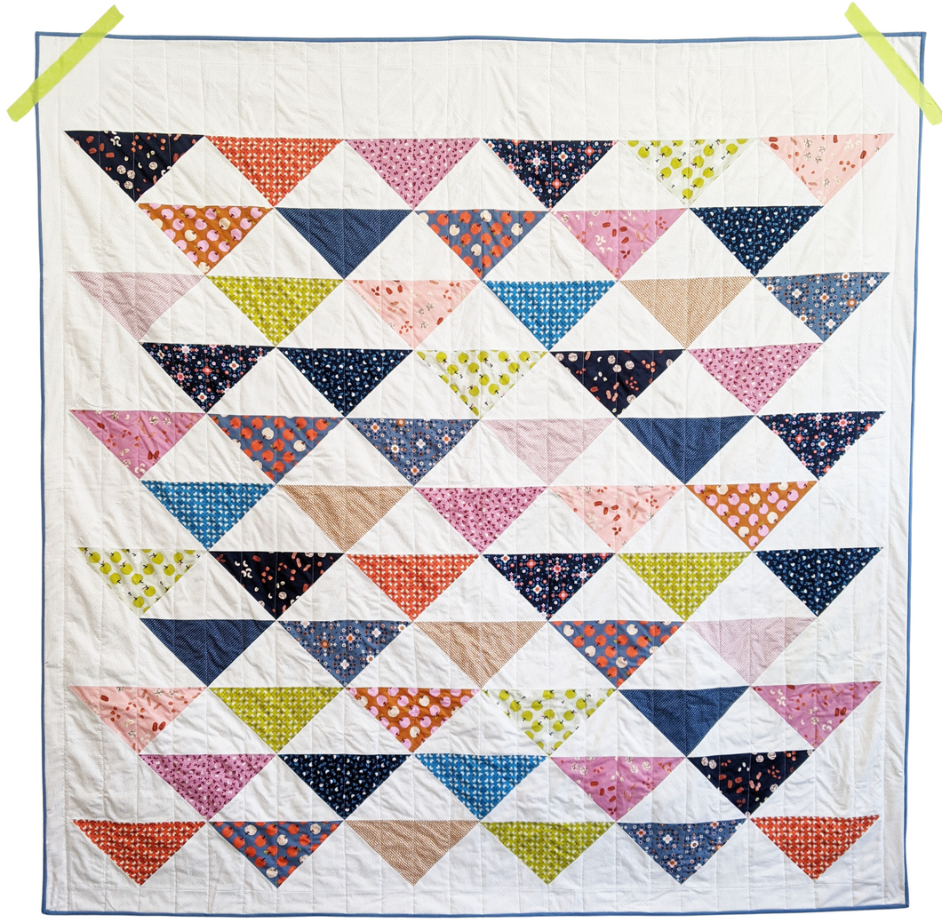 Drift PDF Quilt Pattern - Automatic Download