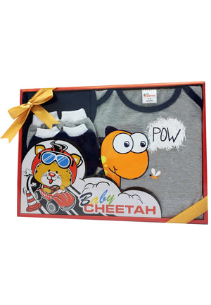 Baby Cheetah Boy Gift Box - CBB-580178
