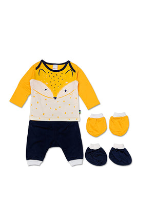 Baby Cheetah Boys Gift Set - CBB-580208
