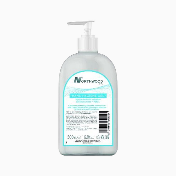 Largest Supplier of Hygiene & Catering, Donegal, UK, Ireland, Kellyshc.ie  Northwood Hand Sanitizing Gel