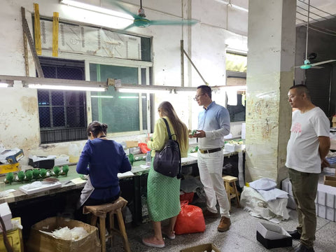 Guided Factory Fair Tours
