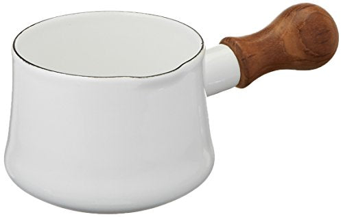 Dansk Kobenstyle White Butter Warmer, Small