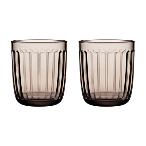 Raami Water Glass, Set of 2