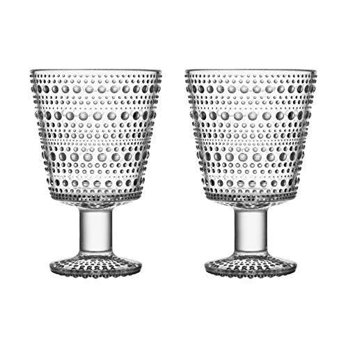 Kasehelmi Universal Glass, Set of 2