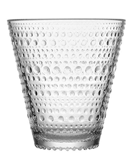 Kastehelmi Tumbler or Glass, Set of 2