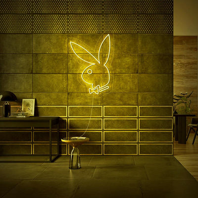 Rabbit Neon Sign