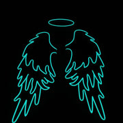 Angel Wing Neon Sign