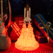 ProjectorPro 3D Space Shuttle Lamp - ProjectorPro