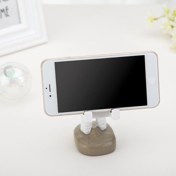 Astronaut Universal Cell Phone Stand Holder - ProjectorPro