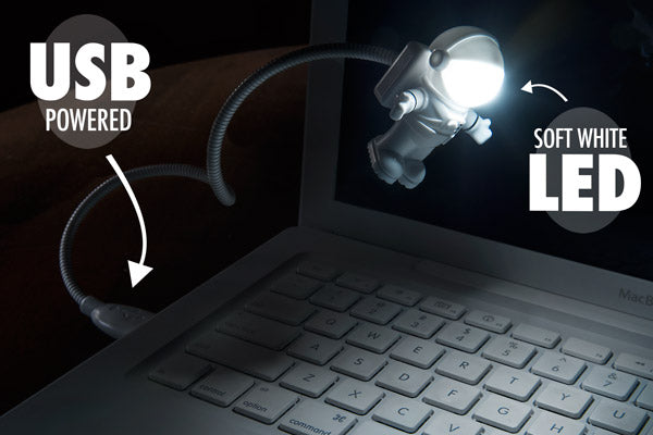 USB Astronaut Light