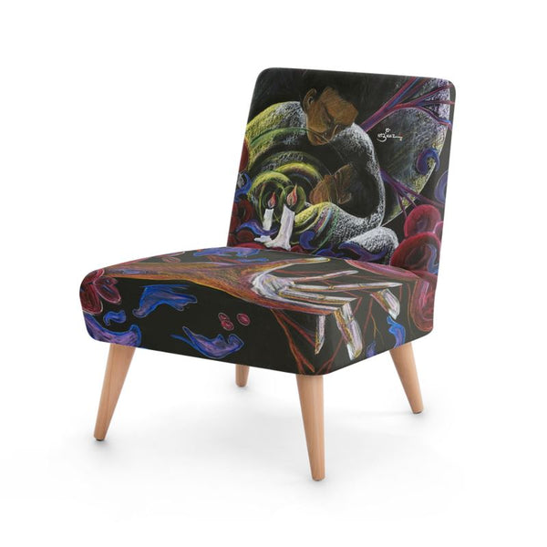 Sickle Cell Signature Pain Empathy Art The Still Waiting Chair